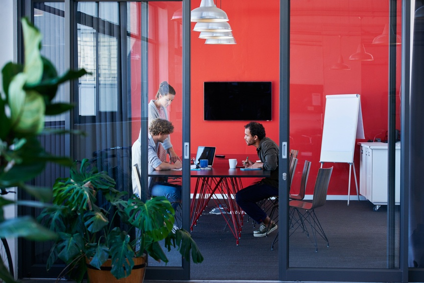 How to work with startups