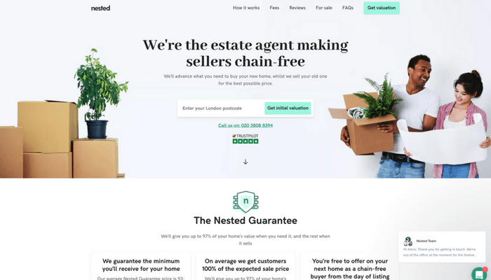 Nested_London-tech-startup