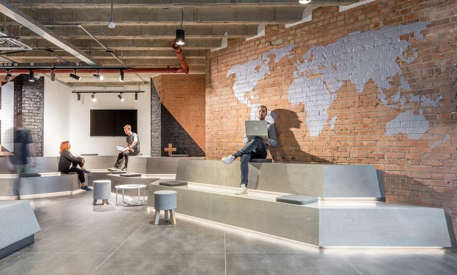 RocketSpace | Top London Coworking Accelerator for Tech ...