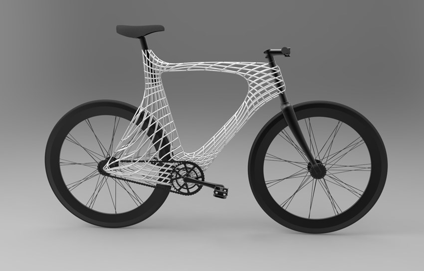 generative design bicycle