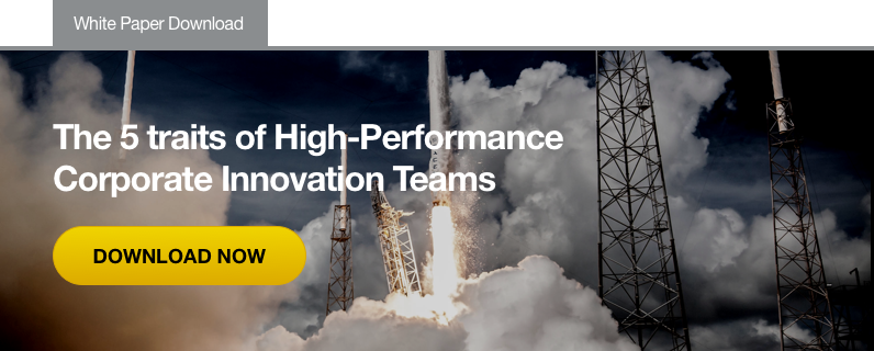 The 5 Traits of High-Performance Corporate Innovation Teams