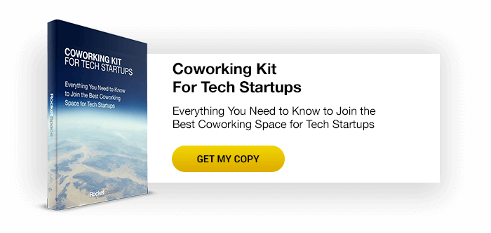 Get The Coworking Kit for Tech Startups by RocketSpace