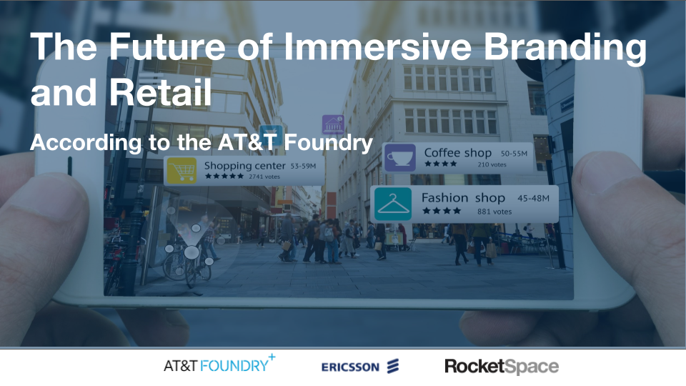 The Future of Immersive Branding and Retail